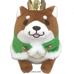 忠犬もちしば 5周年ぬいぐるみS(おかか)