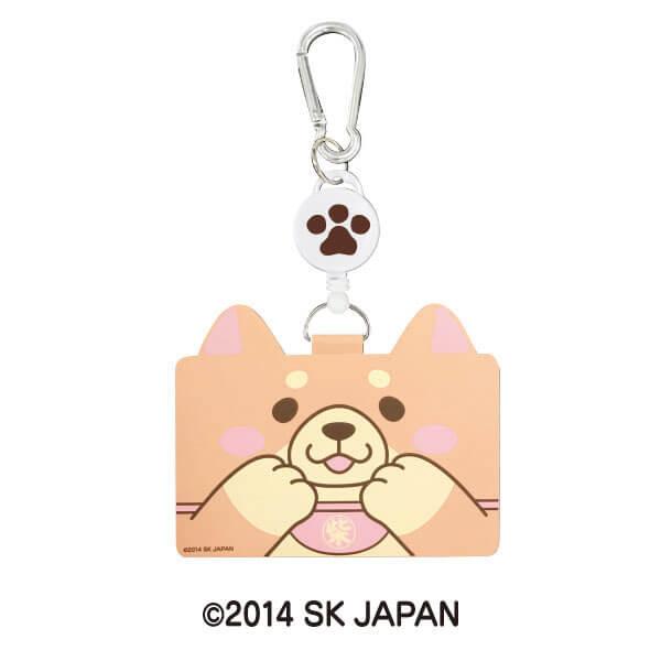 忠犬もちしばリール付きmimiKAI-SATSU(さくら)